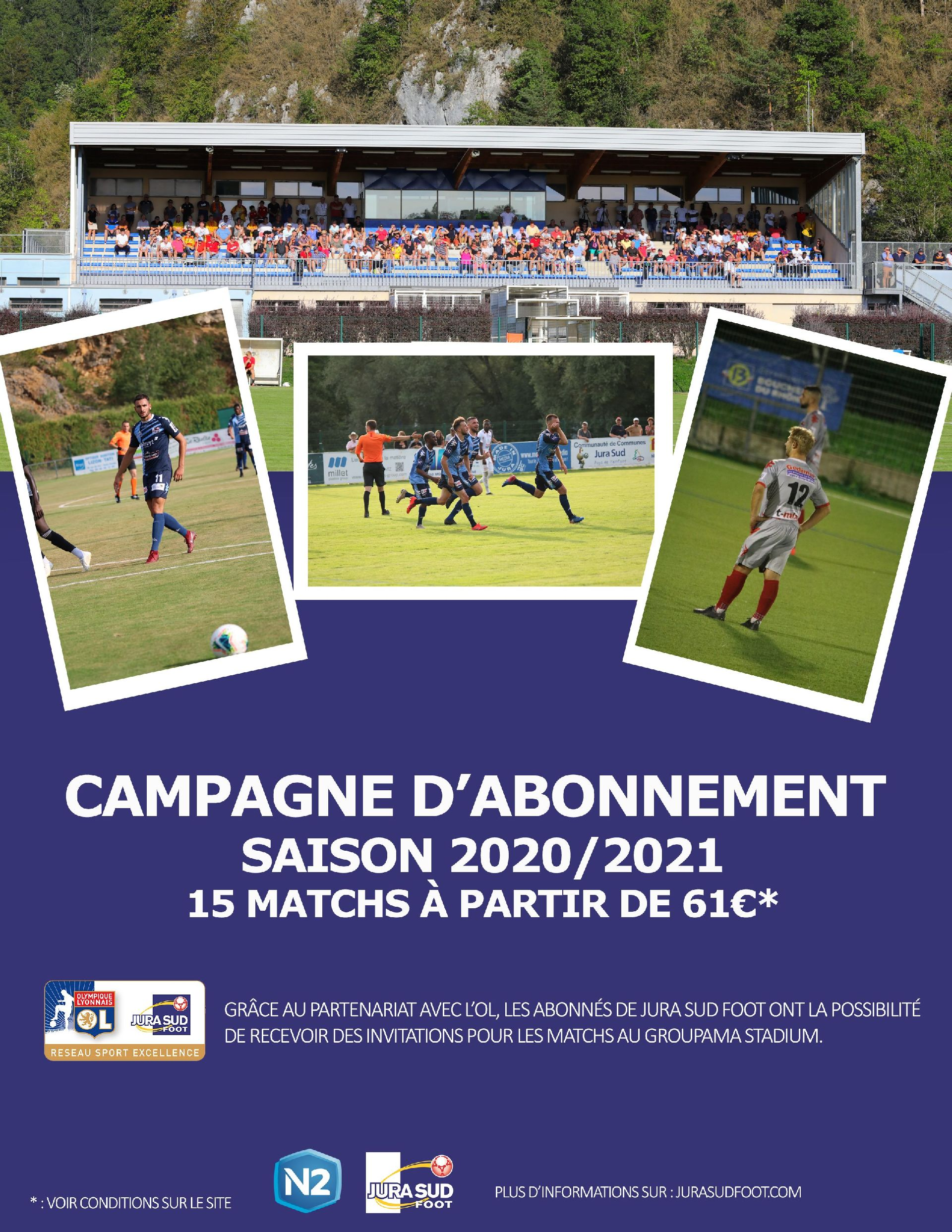Flyer abonnement