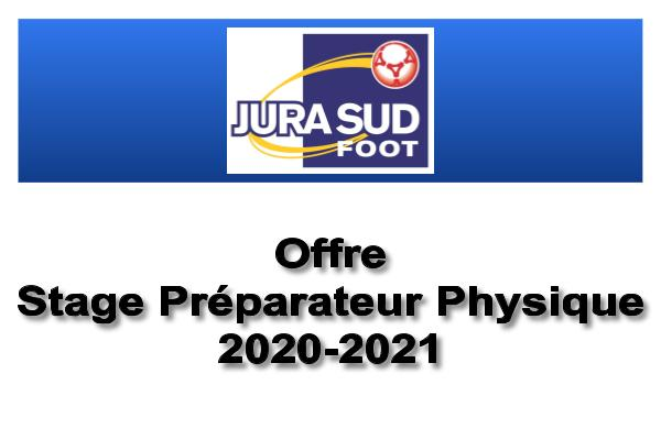 Offre Stage Prepa Phys 2020 2021 Popup