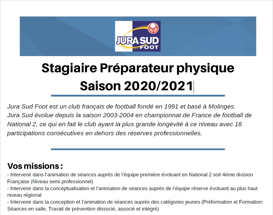 Offre Stage Prepa Phys 2020 2021 a