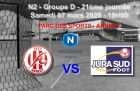 N2 - 21e journée : ANNECY FC - JSF, le groupe